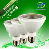 RoHS 세륨 SAA Ulul를 가진 GU10 MR16 E27 B22 220lm 360lm 490lm 660lm 1050lm LED Uplights