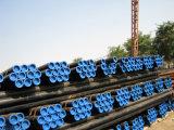 Pipe et tubes soudés par ERW d'acier du carbone d'api 5L gr. B Sch 80 à vendre