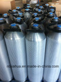 Цилиндр 12L СО2 горячего сбывания алюминиевый