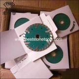 Cb-22 het Blad van de Cirkelzaag voor het Knipsel van het Graniet (125X22.23mm)