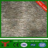 Perito na fibra enganchada do aço da extremidade
