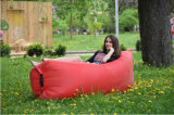 Sacos de dormir inflables del aire del ocioso del saco de dormir inflable al por mayor del plátano