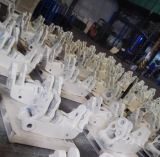 Chinesisches Gießerei-Zubehör-Sand-Gussteil, Eisen-Gussteil, Kingpost Teil für Exkavator