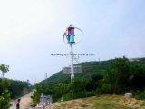 turbina de vento vertical de 200W Maglev para a luz do diodo emissor de luz (200-5000W)