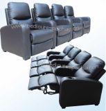 Geniune 가죽은 의자 (B039) 기댄다 영화관