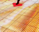 SMD impermeable P8.928 LED a todo color Dance Floor