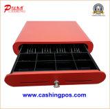 Ящик наличных дег POS металла цвета Rj11 с замком 3-Position