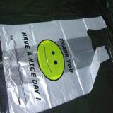 De douane drukte Rekupereerbare Plastic het Winkelen van Materialen Zak af