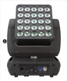 CREE RGBW LED Beam/Wash Moving Head Matrix Panel Light di PRO epsilon Flexcube 25 5X5 10W