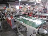 Автоматическая машина хозяйственной сумки запечатывания дна перехода транспортера (LQ-1000)