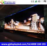 Fornitore P5, serie dell'interno della visualizzazione di LED dell'affitto