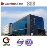 Estructura de acero de acero del diseño industrial de la estructura