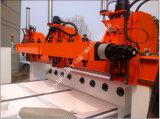 Маршрутизатор CNC головки гравировального станка CNC 5 осей деревянный/5 осей Multi