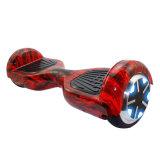 Neuester Hoverboard 6.5 Rad-Roller des Zoll-2 mit LED-Licht auf Gummireifen