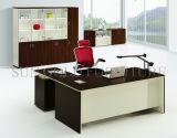 Escritorio europeo del ordenador de tarjeta de partícula de los muebles de oficinas del escritorio de oficina del estilo (SZ-ODT651)