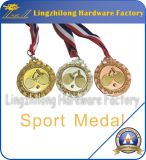 Kundenspezifischer Ping-Pong Sports Medaille