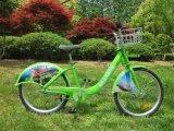 Общественные плечи двойника зеленого цвета Bike-Травы и Bike передней вилки