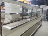 De in het groot Plank van de Gondel van de Vertoning van de Supermarkt van het Metaal