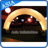 Aufblasbares Wedding Arch mit LED Light für Wedding/Party/Event/Giant Arch Support