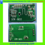 Módulo de sensor de movimento de microondas de longa distância para luz de teto