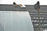 Marco ligero de acero de la azotea del braguero para el edificio del bádminton