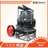 Zenit Highquality Cone Crusher con Capacity 50-350tph
