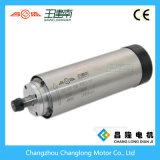 eje de rotación redondo de alta velocidad del CNC de la refrigeración por aire de 800W Er11 para la talla de madera