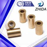 Bucha de bronze aglomerada tecnologia da metalurgia de pó para auto acionadores de partida