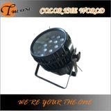 Lumière imperméable à l'eau professionnelle de PAIR de l'étape LED