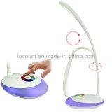 Lâmpada de tabela da leitura da Olho-Proteção do diodo emissor de luz do toque (LTB716A)