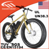 26inch Electric FAT Bicycles En15194 Approved durch TUV (LMTDF-27L)