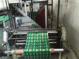 Sachet en plastique latéral stratifié utilisé de cachetage du film trois faisant des machines