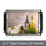 Sunlight Readable POS Embedded Monitor avec écran tactile de 12,1 ''