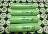 18650 batería recargable del ion del litio de 3.7V 3000mAh para la computadora portátil