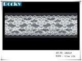Cordón atractivo del descuento que corta el cordón elástico para la ropa interior de las señoras