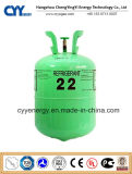 99.8% 순수성 냉각하는 가스 R22 (R134A, R404A, R410A, R422D, R507)