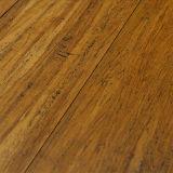 Pavimentazione di bambù della migliore di prezzi di Unilin di scatto quercia del caffè espresso