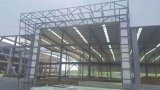 セリウムCertificationとのデザインManufacture Workshop Warehouse Steel Structure Building