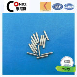 CNC, der kohlenstoffarmer Stahl-Antriebswelle maschinell bearbeitet
