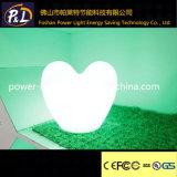 RGB Chaniging 재충전용 조명된 플라스틱 LED 심혼 램프