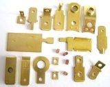 Шрапнель изготовленный на заказ латуни фикчированные и части штемпелевать с высоким качеством