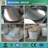 Горячая плита круга большого диаметра сбывания 2024 алюминиевая