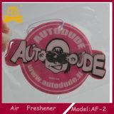 Bevanda rinfrescante di aria d'attaccatura stampata marchio personalizzata dell'automobile