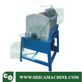 misturador 100kg plástico horizontal para o pó e pelotas plásticos