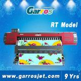 Принтер Garros Eco растворяющий с печатание цифров большого формата 2PCS Dx7 головным на машине пленки перехода