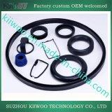 Части изготовленный на заказ продуктов силиконовой резины автомобильные резиновый
