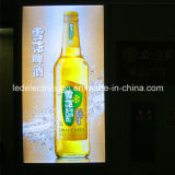 Acrylic Plastic Sign를 가진 Beer Sign를 위한 LED Advertisement Display