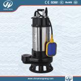 V Seires Edelstahl-versenkbare Abwasser-Wasser-Pumpe