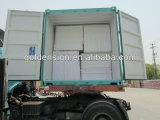 Hoja del PVC Celuka para la cabina incombustible e ignífuga