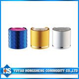 Крышка бутылки давления нажима алюминия Hy-Q03b 24mm пластичная